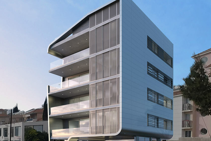 Luxury block of flats for sale in Paphos Cyprus_2