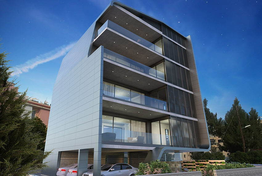 Luxury block of flats for sale in Paphos Cyprus_3