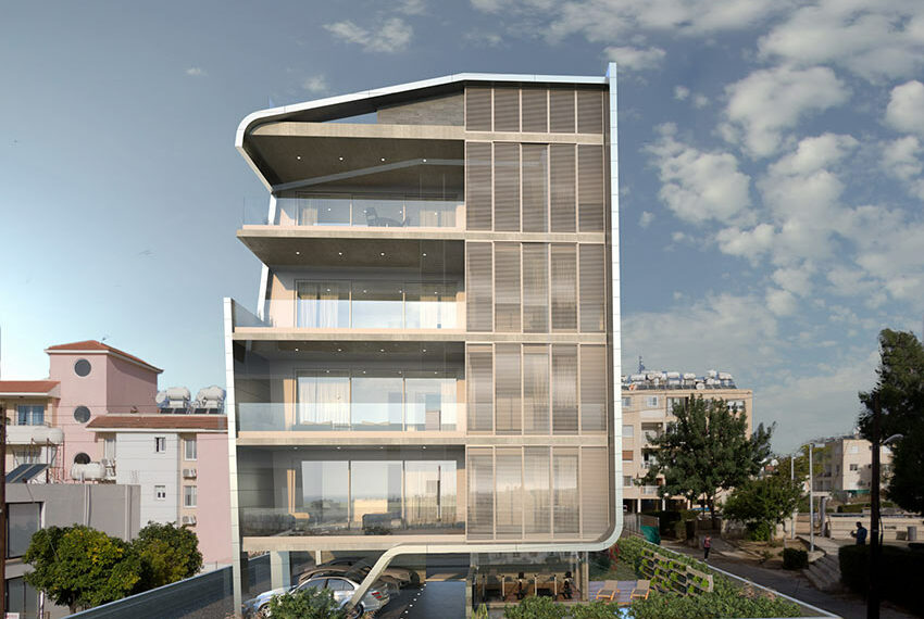 Luxury block of flats for sale in Paphos Cyprus_4