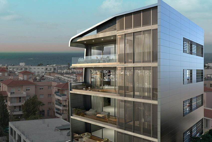 Luxury block of flats for sale in Paphos Cyprus_5
