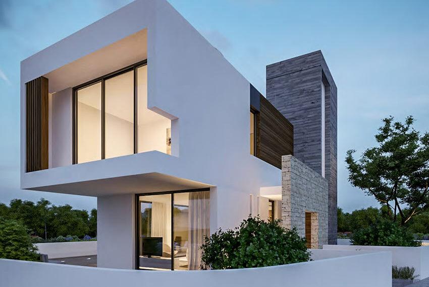 Modern 3 bedroom villa for sale in Konia, Paphos-Cyprus