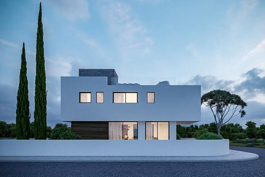 Modern 3 bedroom villa for sale in Konia, Paphos-Cyprus_1