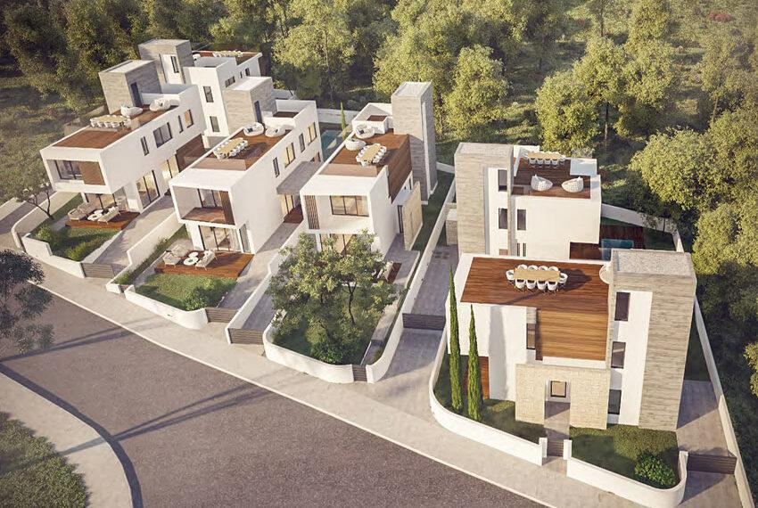 Modern 3 bedroom villa for sale in Konia, Paphos-Cyprus_4