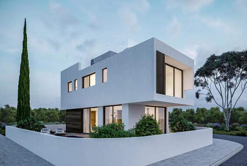 Modern 3 bedroom villa for sale in Konia, Paphos-Cyprus_5