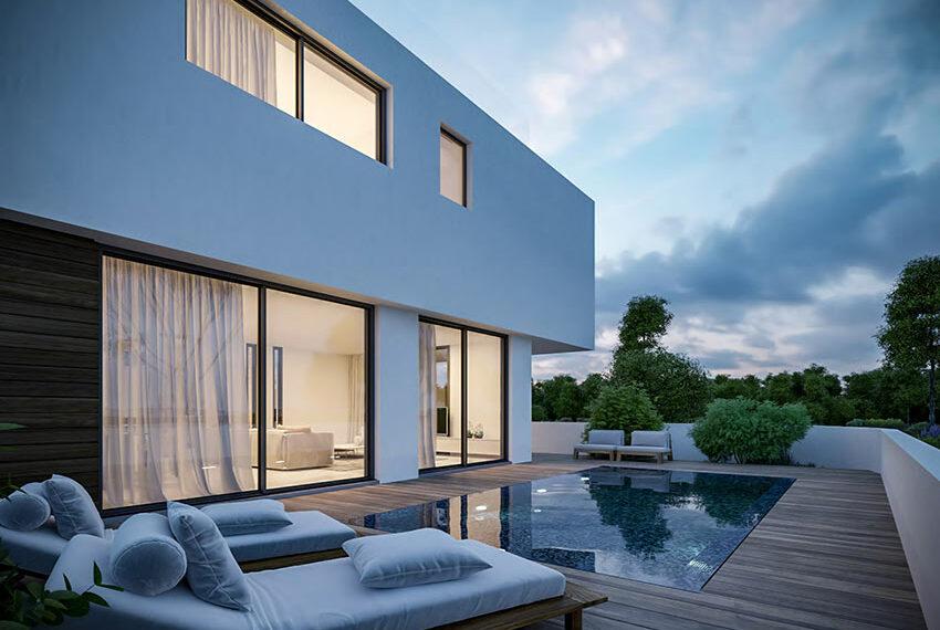 Modern 3 bedroom villa for sale in Konia, Paphos-Cyprus_6