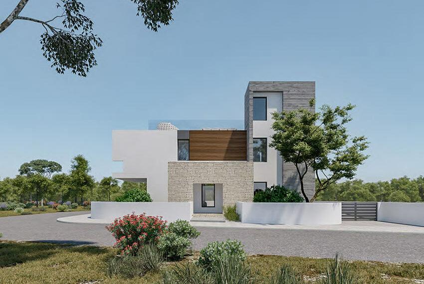 Modern 3 bedroom villa for sale in Konia, Paphos-Cyprus_7