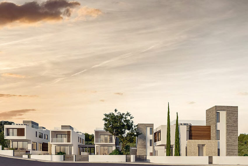 Modern 3 bedroom villa for sale in Konia, Paphos-Cyprus_9