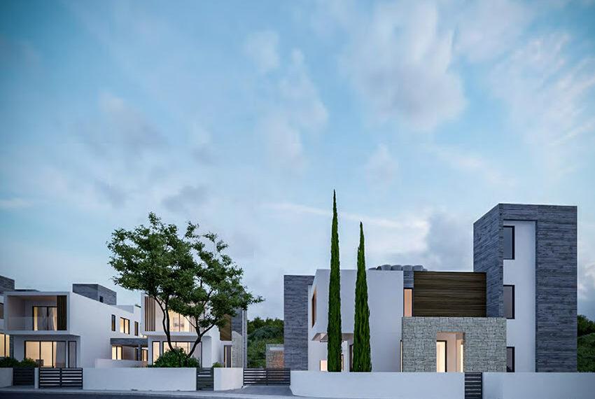 Modern 3 bedroom villa for sale in Konia, Paphos-Cyprus_12