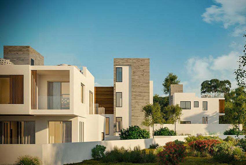 Modern 3 bedroom villa for sale in Konia, Paphos-Cyprus_13