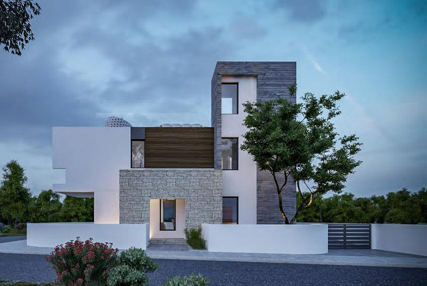 Modern 3 bedroom villa for sale in Konia, Paphos-Cyprus_14