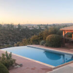 Aphrodite hills for rent bungalow with private pool
