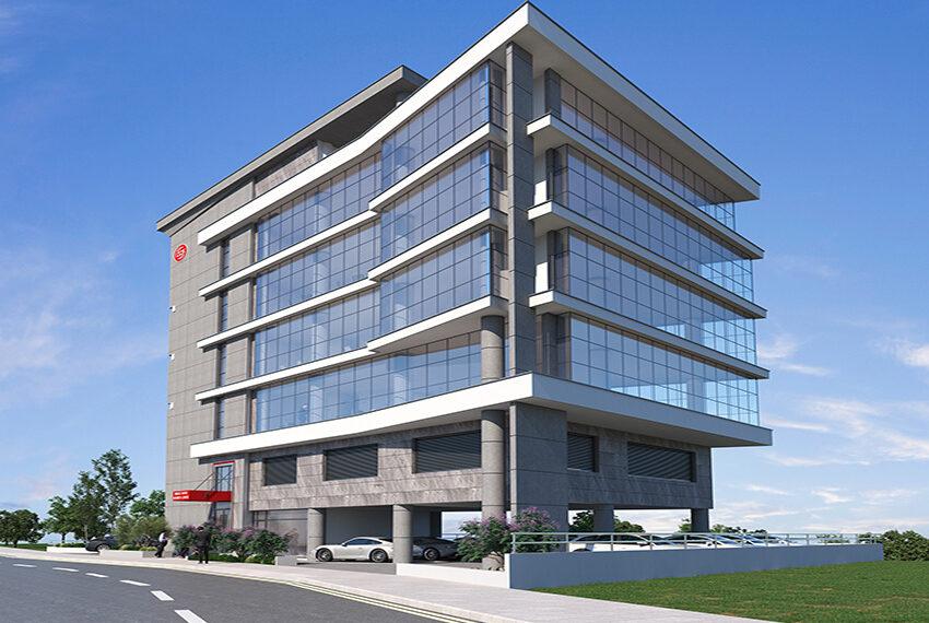 Commercial building for sale in Limassol Kato Polemidia