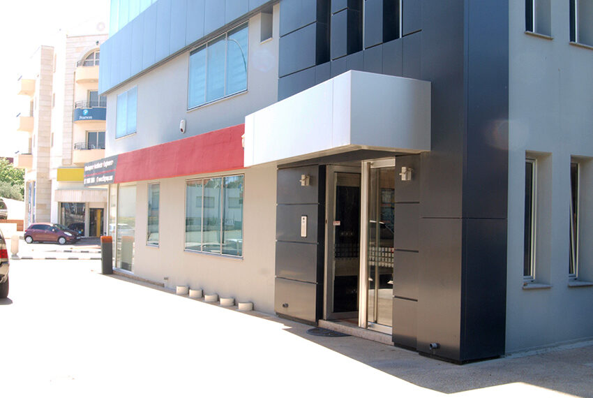 Commercial office building for sale in Limassol Kato Polemidia