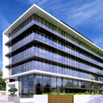 Commercial tower for sale in Limassol Germasogeia Area