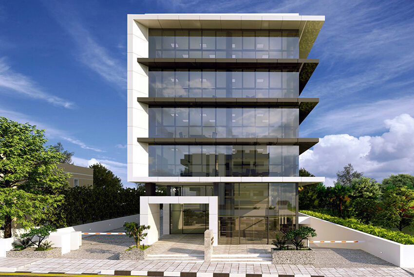 Commercial tower for sale in Limassol Germasogeia Area_2
