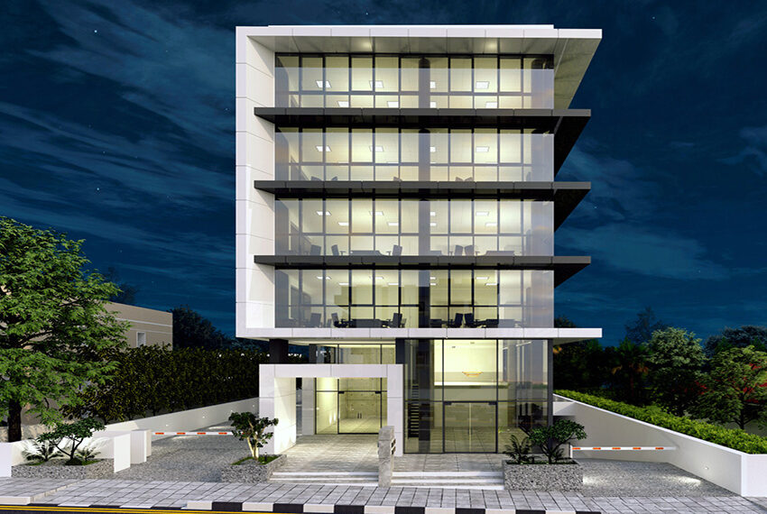 Commercial tower for sale in Limassol Germasogeia Area_4