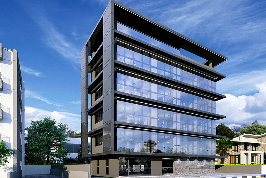 Commercial building for sale in the heart of Limassol_1