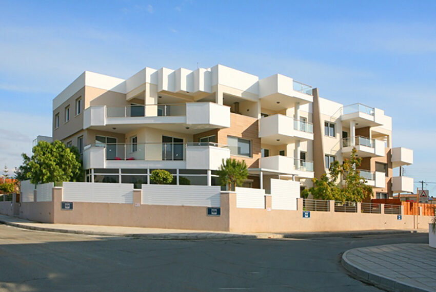 2 bedroom flat for sale in Limassol Germasogeia