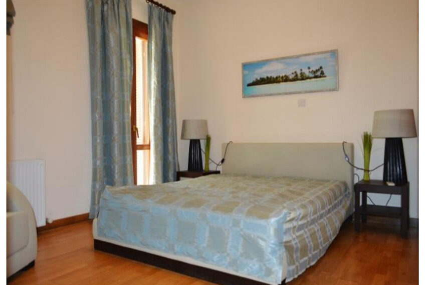 Aphrodite hills bungalow for sale large plot and private pool_4