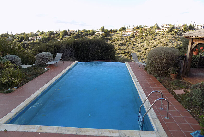 Aphrodite hills for rent bungalow with private pool_18