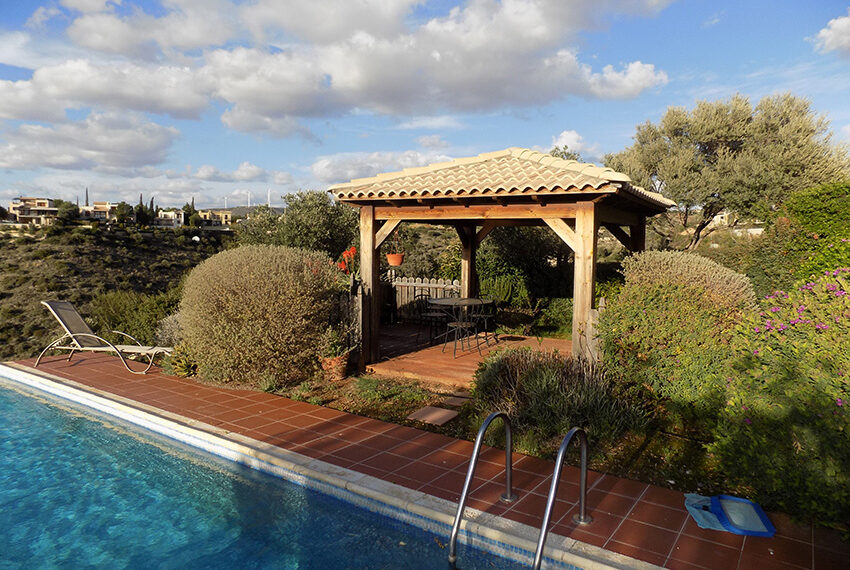 Aphrodite hills for rent bungalow with private pool_19