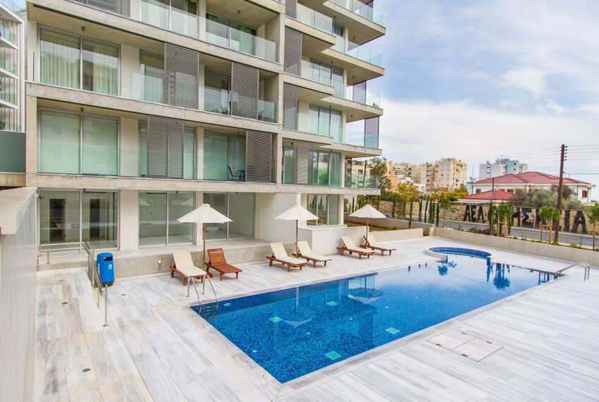 Penthouse apartment for sale Limassol Cyprus_1
