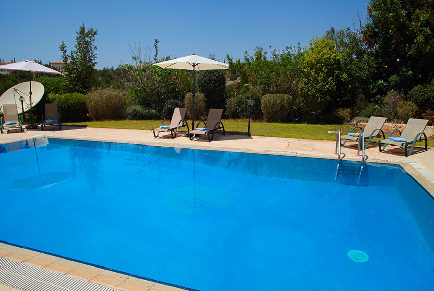 4 bedroom villa for rent Aphrodite Hills Golf Resort Cyprus_1