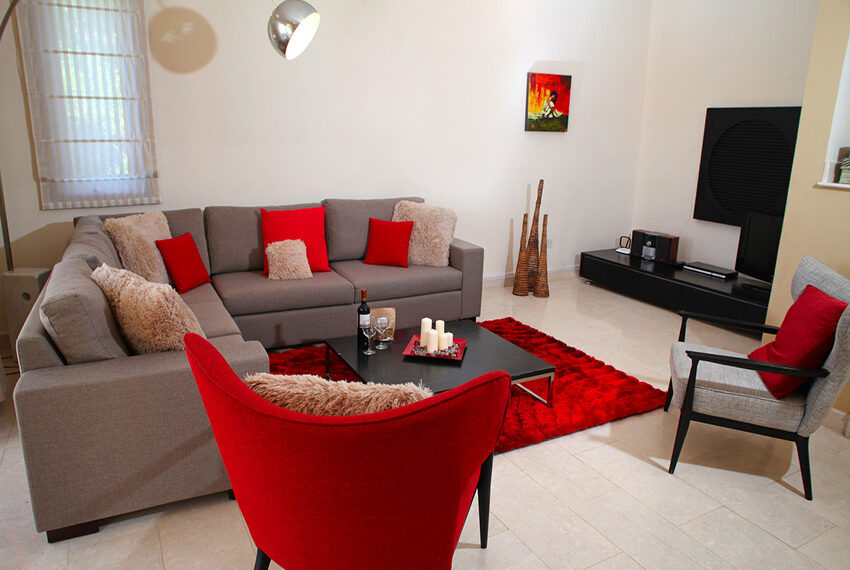 4 bedroom villa for rent Aphrodite Hills Golf Resort Cyprus_2