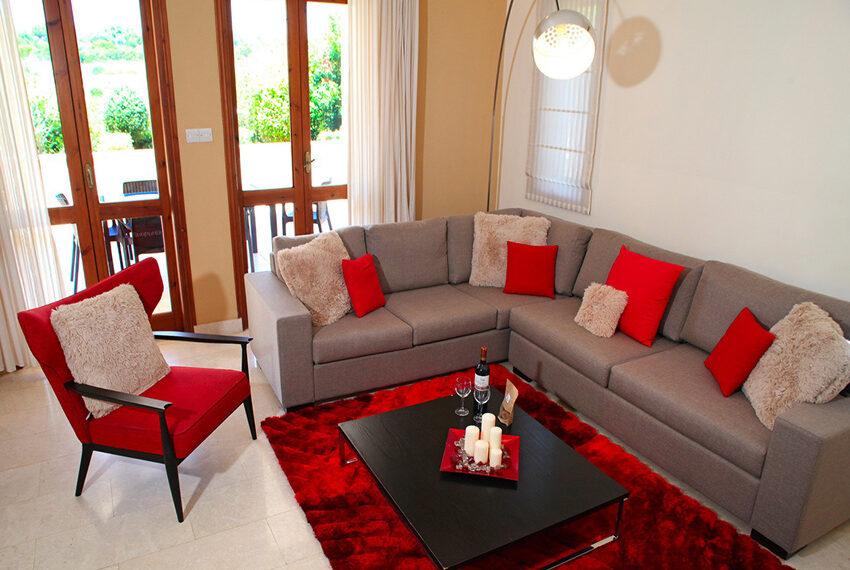 4 bedroom villa for rent Aphrodite Hills Golf Resort Cyprus_3
