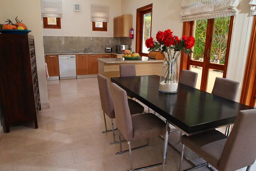4 bedroom villa for rent Aphrodite Hills Golf Resort Cyprus_4