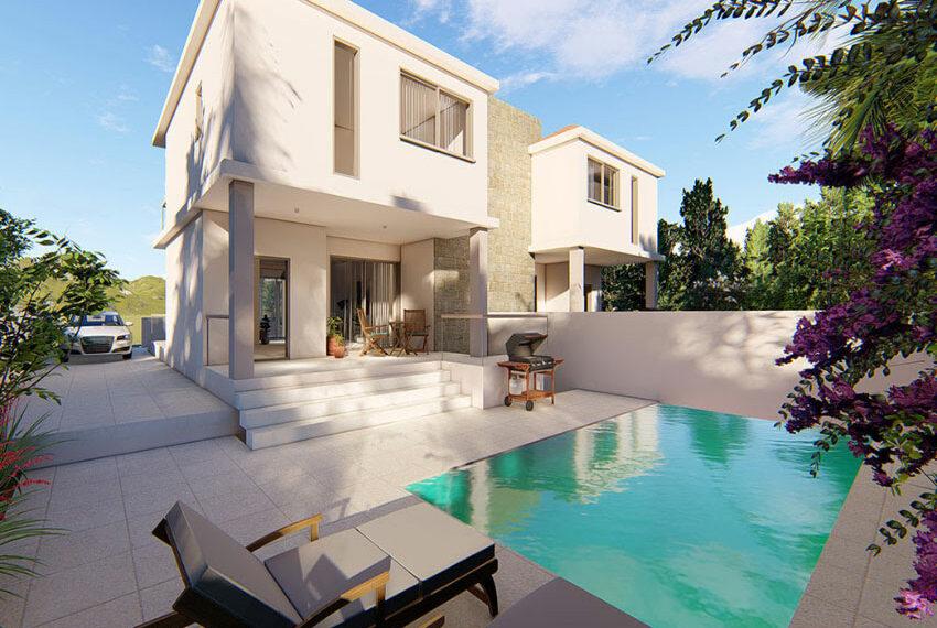 Semi-detached-3-bedroom-villa-for-sale-in-Tala-Paphos