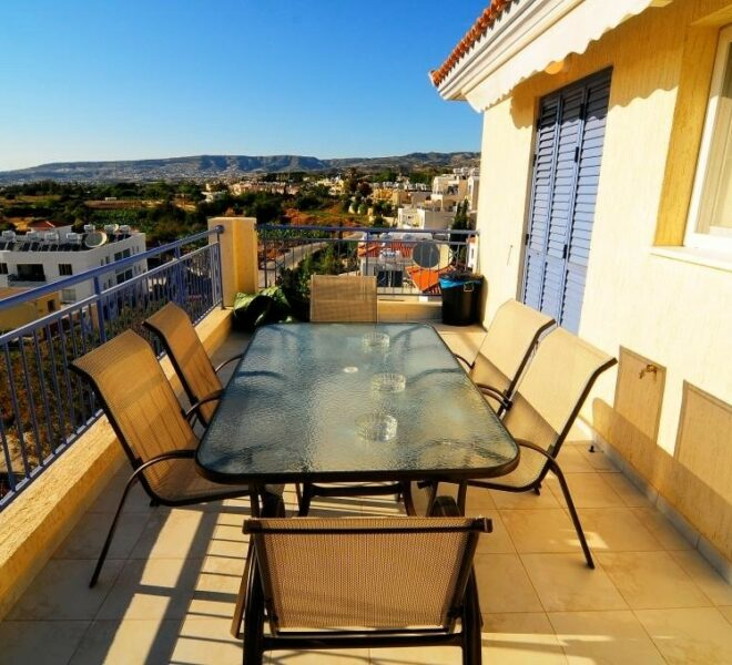 2 bedroom apartment for sale Kissonerga Paphos