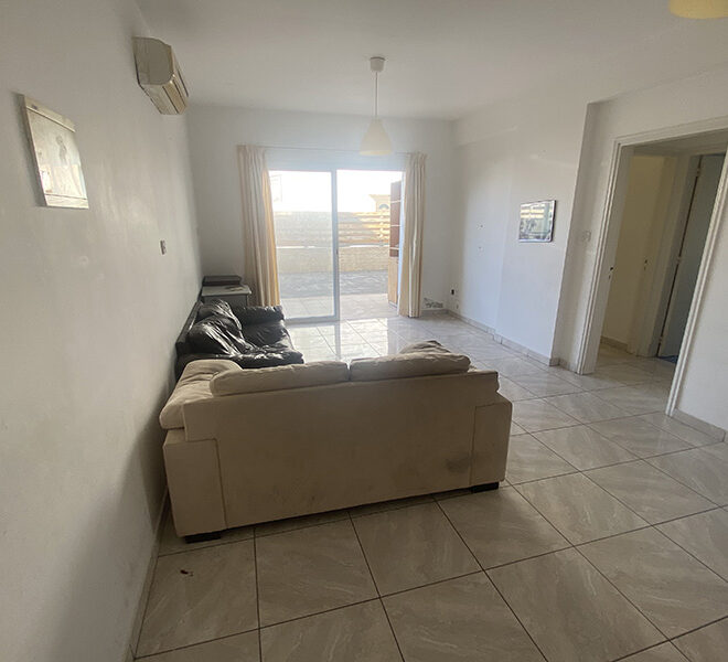 1 bedroom garden apartment for sale in Paphos Universal