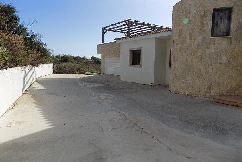 Halkyon villa for sale on large plot Marathunda Paphos_60
