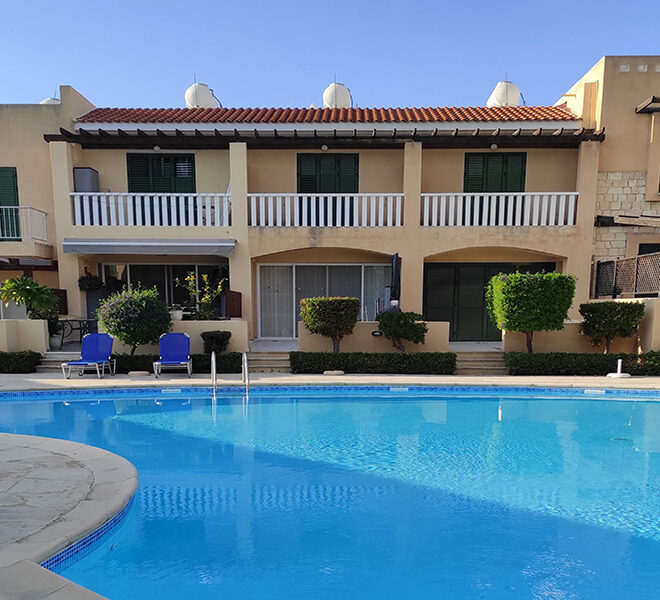 2 bedroom town house for sale in Polis Cyprus