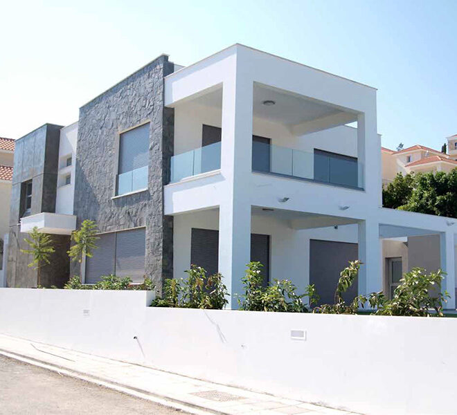 Modern 3 bedroom villa for sale in Mouttagiaka Limassol Cyprus