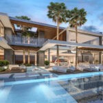 Luxury villa for sale off plan Limassol Mouttagiaka