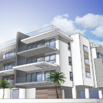 Off plan modern apartments for sale Limassol