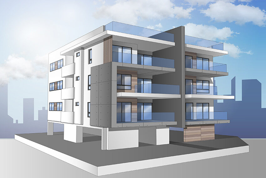 Off plan modern apartments for sale Limassol_2