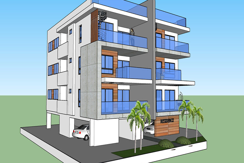 Off plan modern apartments for sale Limassol_4