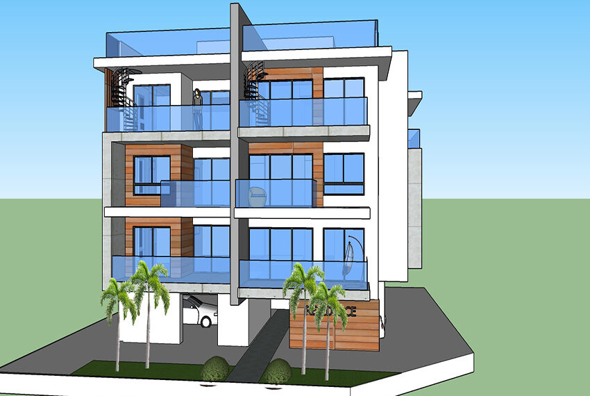Off plan modern apartments for sale Limassol_5