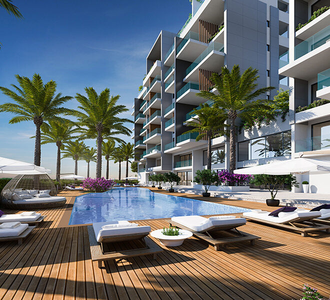 Modern apartments for sale in Kato Paphos