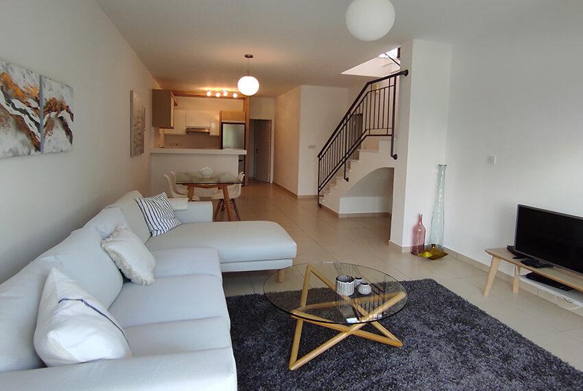 2 bedroom townhouse for sale in Prodromi Polis_1