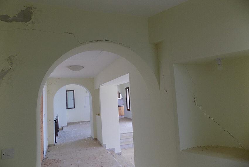 Halkyon villa for sale on large plot Marathunda Paphos_33