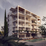 Luxury apartment block for sale in Paphos Cyprus