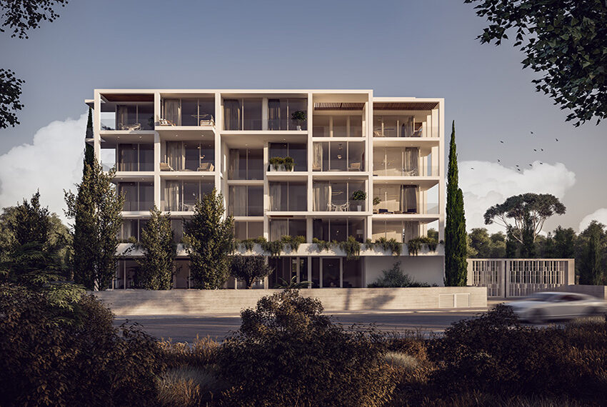 Luxury apartment block for sale in Paphos Cyprus_1