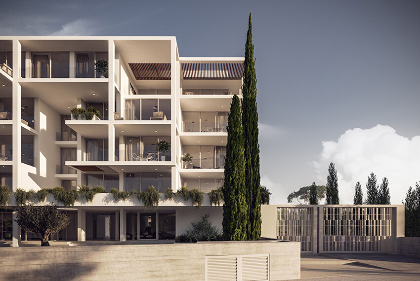 Luxury apartment block for sale in Paphos Cyprus_3