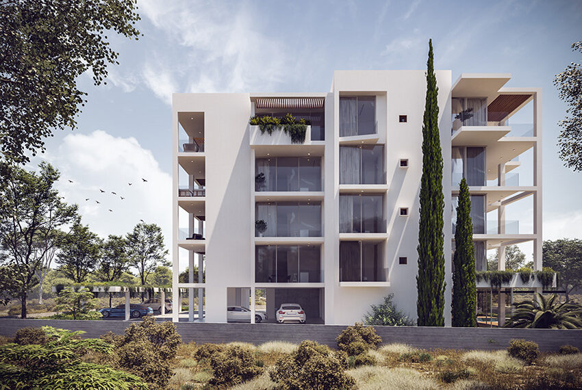 Luxury apartment block for sale in Paphos Cyprus_4