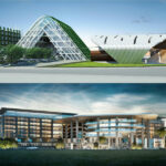 University hall accommodation OFF PLAN project fro sale Nicosia