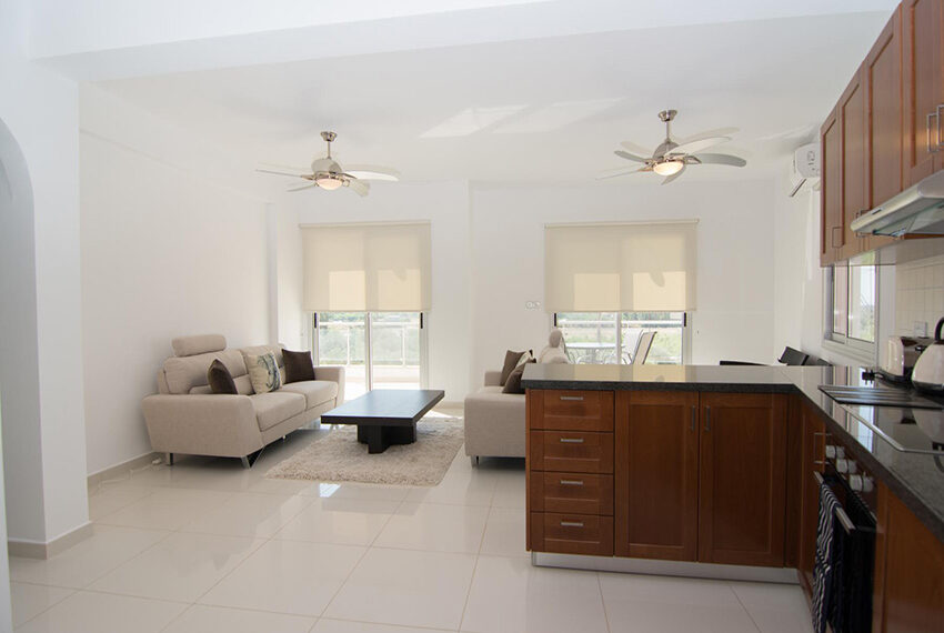 Sea view penthouse apartment for sale In Paphos Cyprus_4